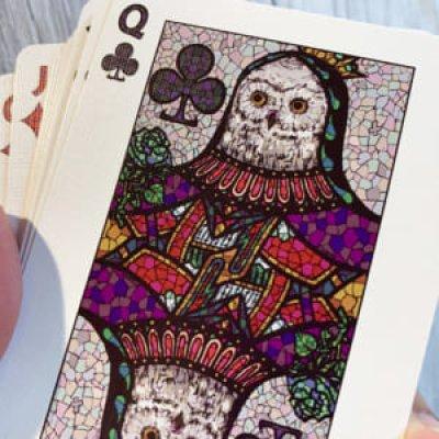 画像3: BICYCLE OWL PLAYING CARDS