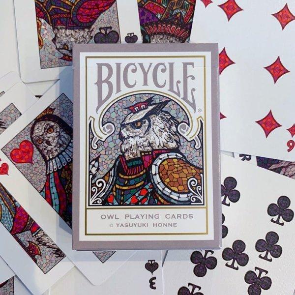 画像1: BICYCLE OWL PLAYING CARDS (1)